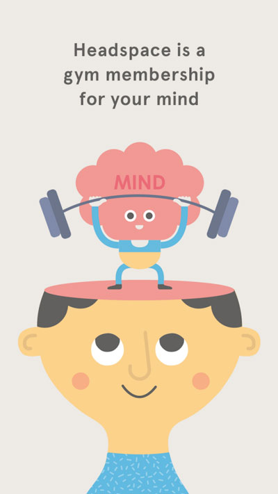 To app της εβδομάδας: Headspace