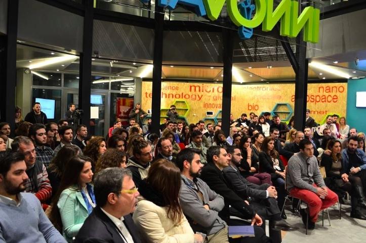Συνέντευξη με την Ραλλού Γεωργίου Marketing Manager του Startup Grind Athens