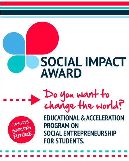 Social Impact Award Greece 2017!
