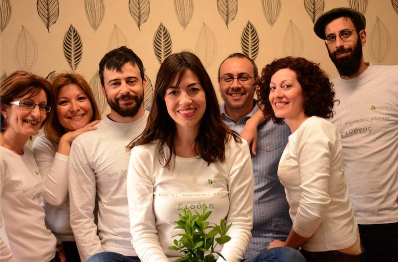 Συνέντευξη στο Startup: xorafaki.gr Yiouli Doxanaki
