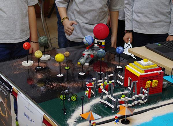 Τελικός του Πανελλήνιου Διαγωνισμού Εκπαιδευτικής Ρομποτικής για μαθητές Δημοτικού, Γυμνασίου & Λυκείου