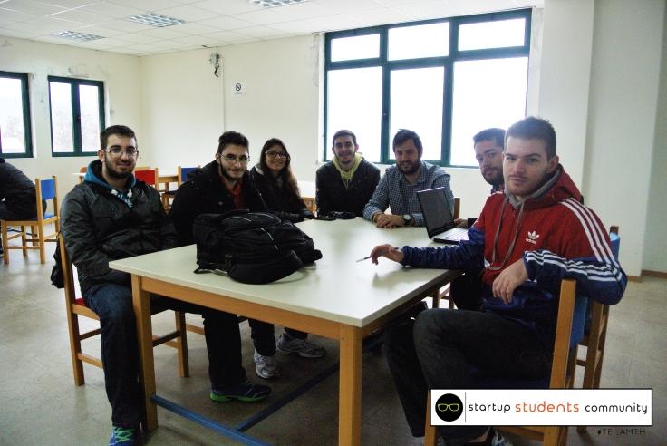 Συνέντευξη στο Startup.gr: Αντώνης Σπυριδάκης - Startup Students Tei Amth Community