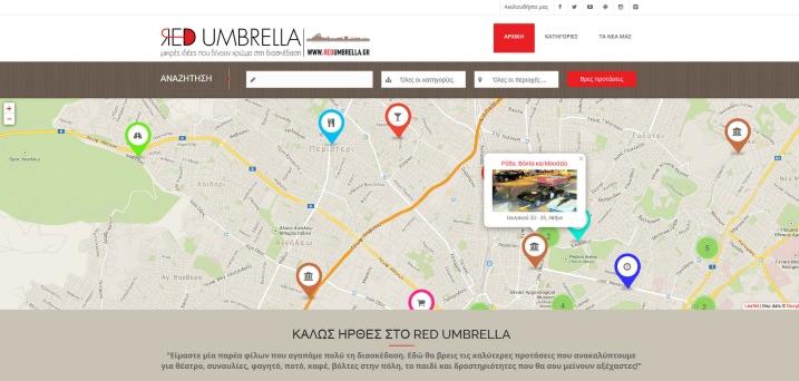 Συνέντευξη Startup.gr: Δημήτρης Λαβράνος, συνδημιουργός του RedUmbrella.gr