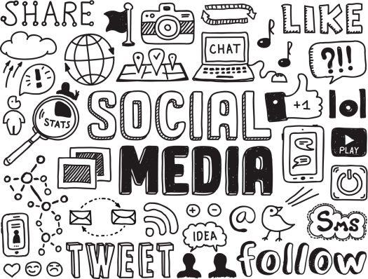 Εικόνα των Social Media και τι να αναμένουμε για το 2017