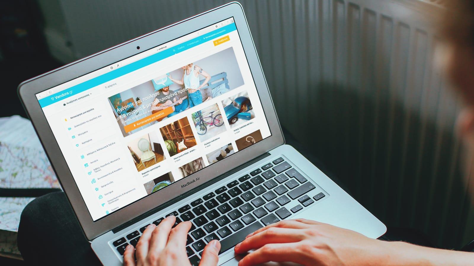 Συνέντευξη στο Startup: Vendora.gr - Robin