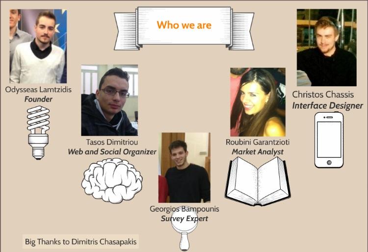 Συνέντευξη στο Startup.gr: Η ομάδα του Personal Chef  που έλαβε τη 3η θέση στο πρώτο Startup Weekend Patras