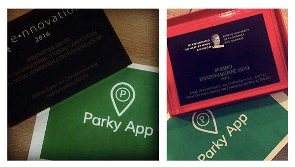 Συνέντευξη στο Startup.gr: Μαρία-Ζωή, Θοδωρής & Χρήστος - Parky!