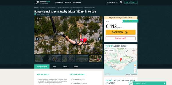 Συνέντευξη στο Startup.gr με τη Maud Mathe και τον Philippe Bichet, founders της πρώτης πλατφόρμας για outdoor activities στον κόσμο adrenaline-hunter.com