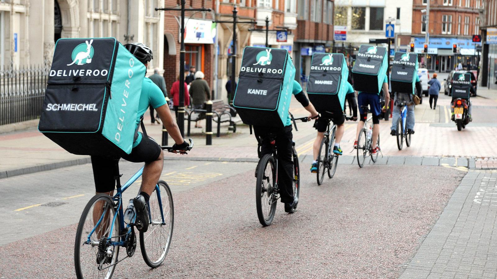 Deliveroo: Η επένδυση της Amazon αλλάζει όλο το story της εταιρείας