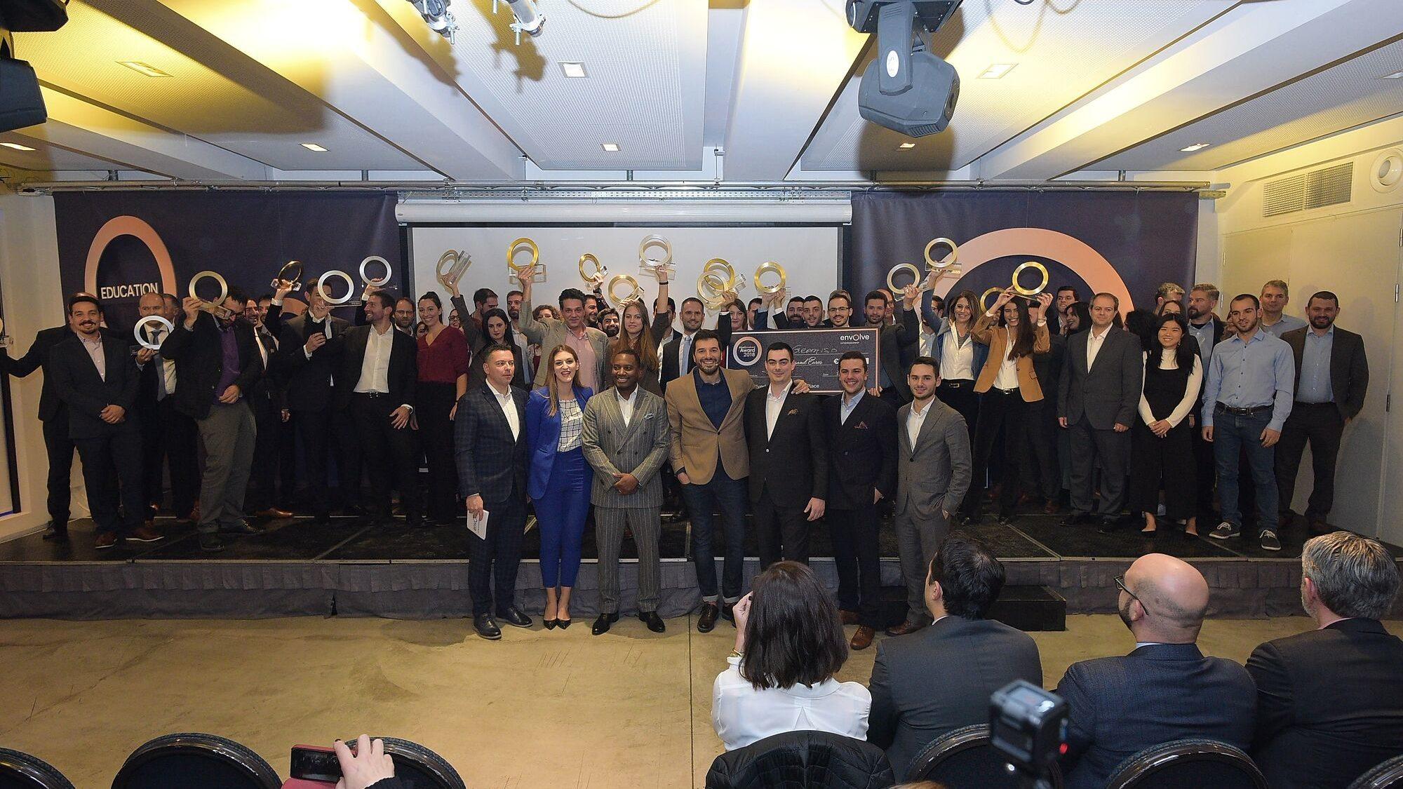 Envolve: Προσκαλεί νεοφυείς επιχειρήσεις στην Ελλάδα να συμμετάσχουν στο 7ο Envolve Award Greece