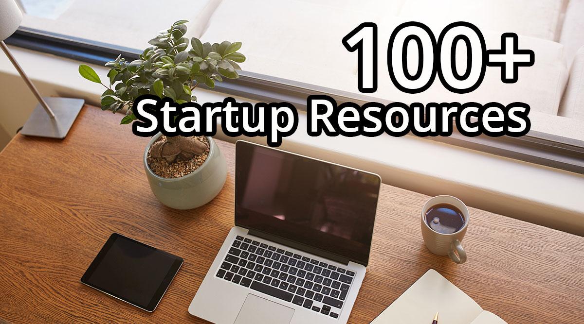 100+ resources επιχειρηματικότητας / startups και άλλα για να σε βοηθήσουν στο ταξίδι σου!