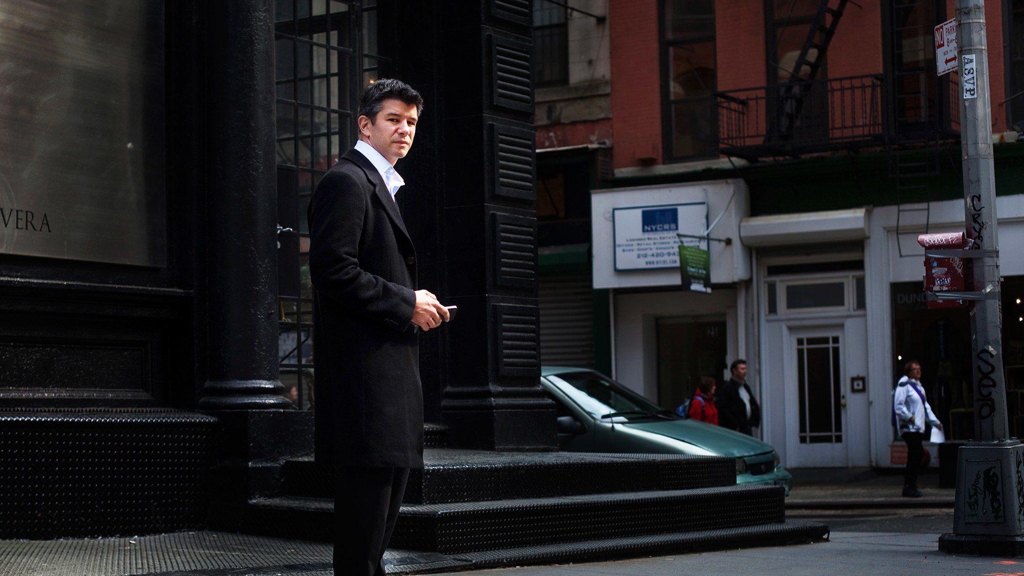 Ο αμφιλεγόμενος ιδρυτής της εταιρίας που έβαλε τρικλοποδιά στον κλάδο των ταξί