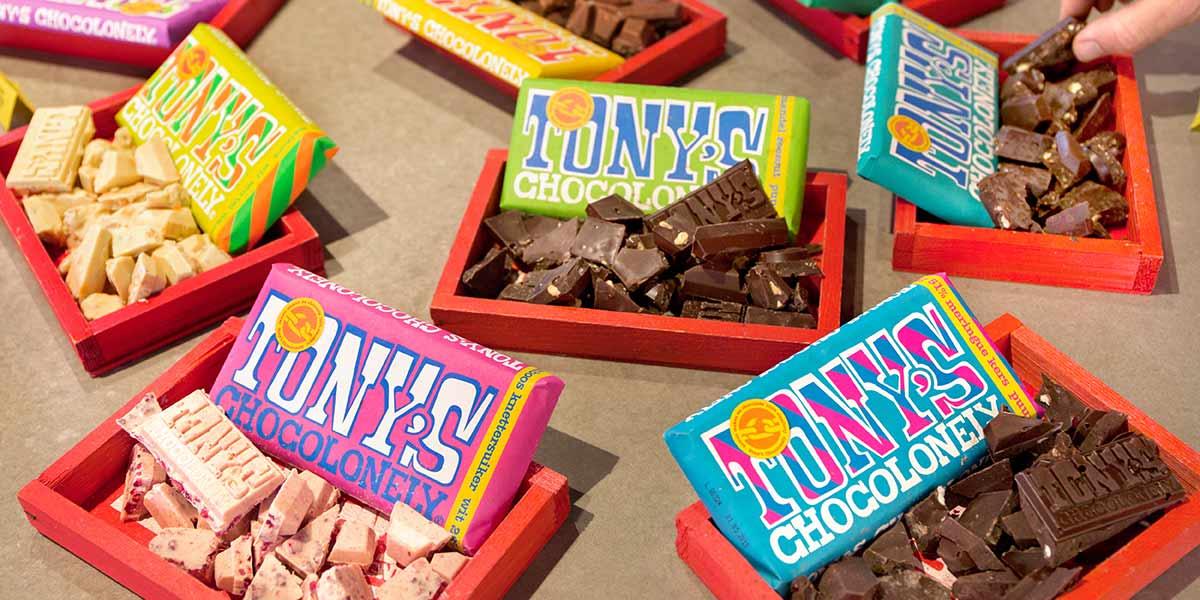 Η στρατηγική της Chocolate Tony