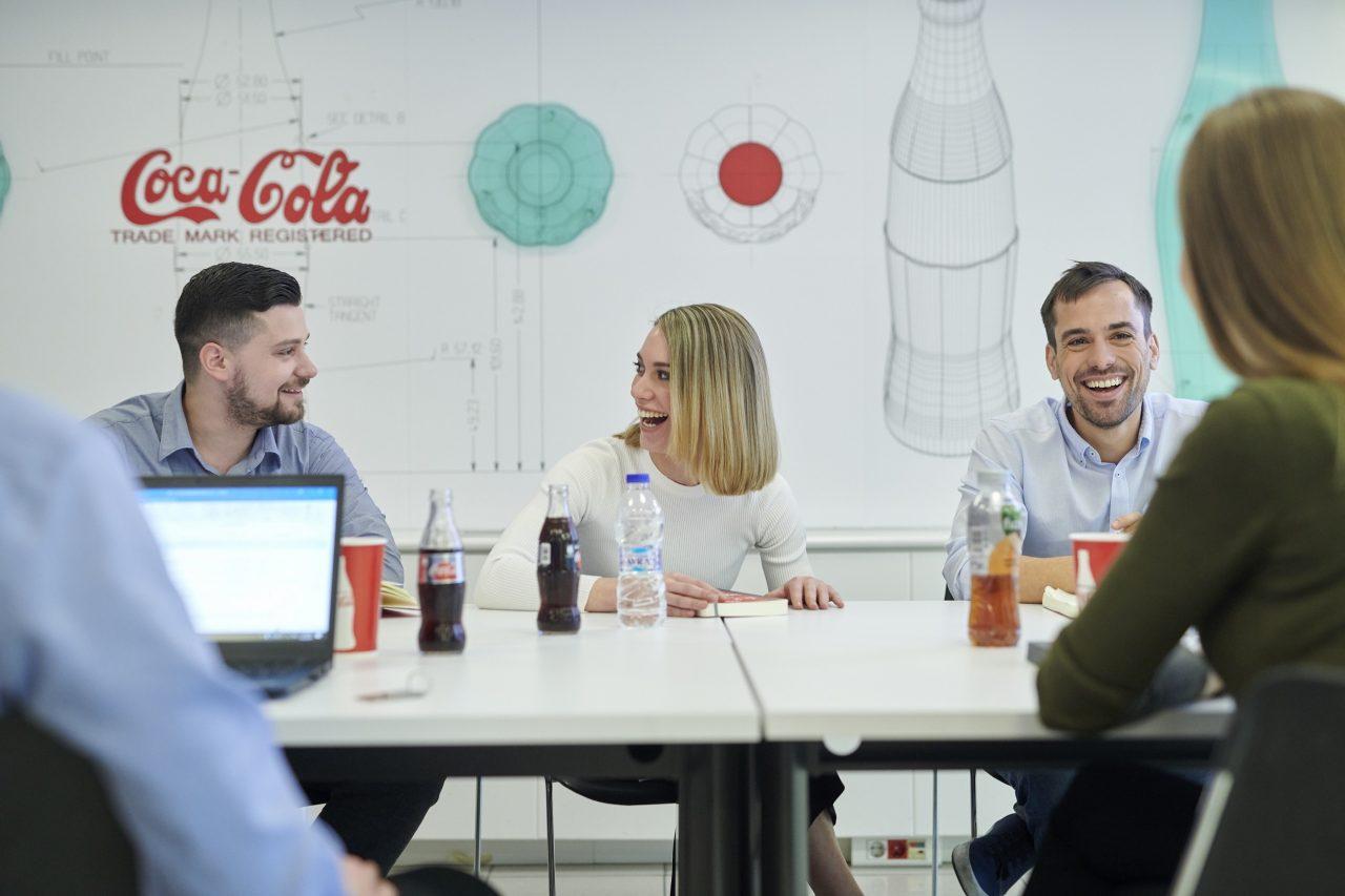 Coca-Cola Τρία Έψιλον: Κορυφαίος Εργοδότης στην Ελλάδα για το 2020