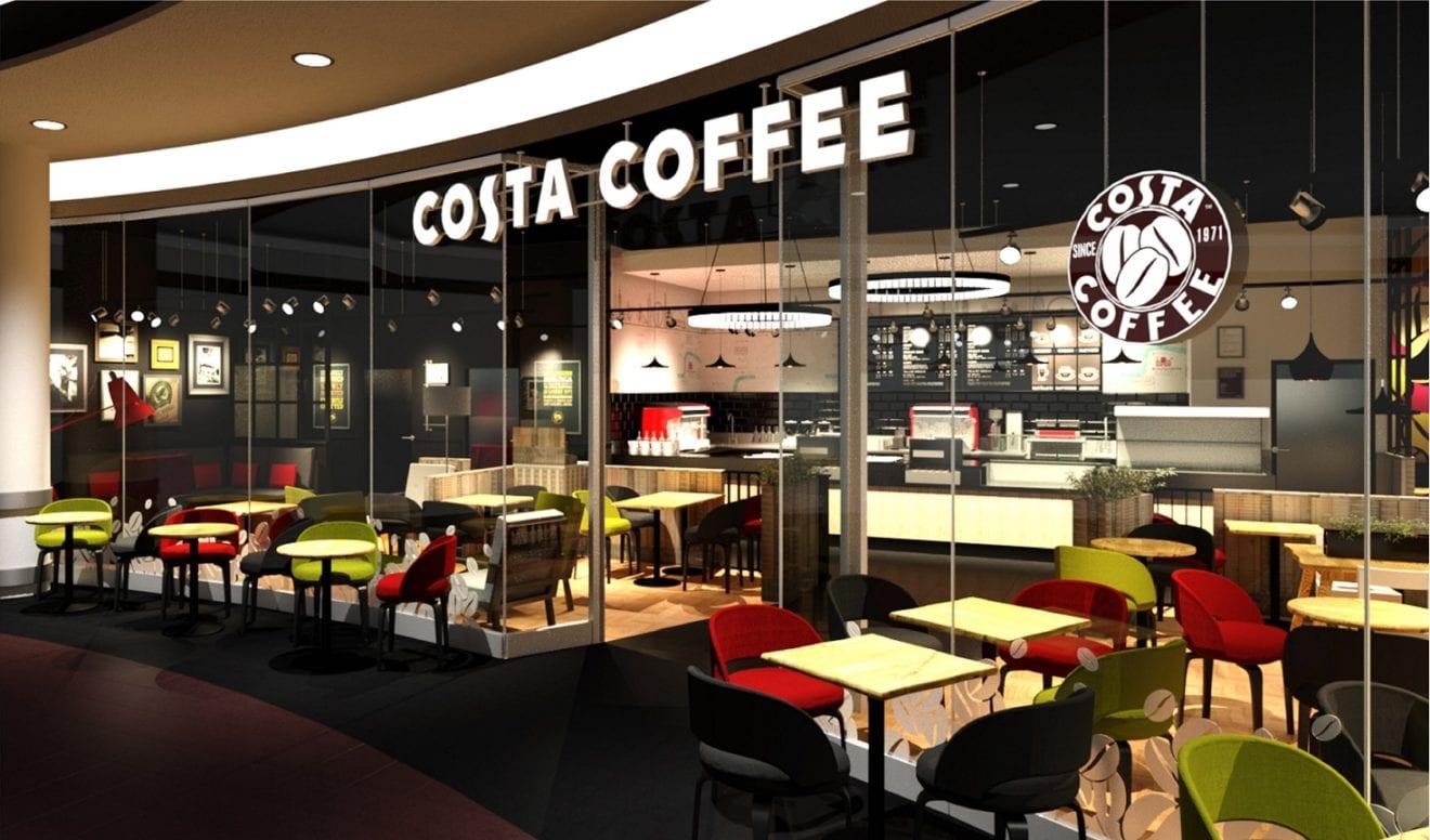 Έρχεται η Costa Coffee